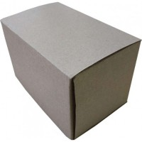 Коробка картонная 155 х 100 х 100 мм, самосборная