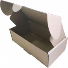 Коробка картонная 195 х 100 х 60 мм, самосборная