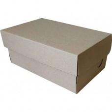 Коробка картонная 205 х 125 х 85 мм, самосборная