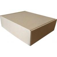 Коробка картонная 260 х 220 х 75 мм, самосборная