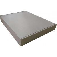 Коробка картонная 340 х 280 х 45 мм, самосборная