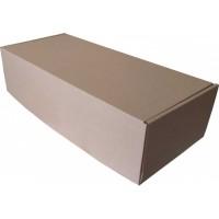Коробка картонная 370 х 170 х 100 мм, самосборная