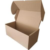 Коробка картонная 430 х 210 х 185 мм, самосборная