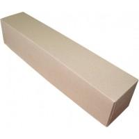 Коробка картонная 500 х 100 х 100 мм, самосборная