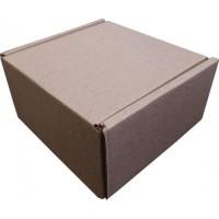 Коробка картонная 100 х 100 х 55 мм, самосборная