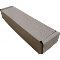Коробка картонная 125 х 30 х 20 мм, самосборная