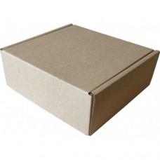 Коробка картонная 130 х 130 х 50 мм, самосборная