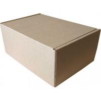 Коробка картонная 180 х 130 х 80 мм, самосборная