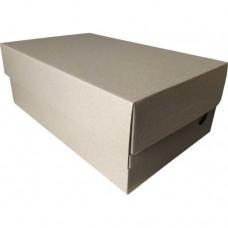 Коробка картонная 320 х 200 х 120 мм, самосборная