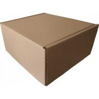 Коробка картонная 345 х 335 х 170 мм, самосборная