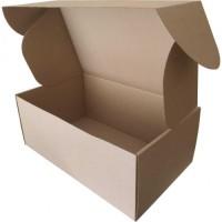 Коробка картонная 400 х 240 х 160 мм, самосборная
