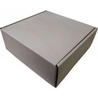 Коробка картонная 400 х 400 х 150 мм, самосборная