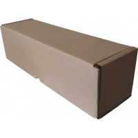 Коробка картонная 420 х 120 х 120 мм, самосборная