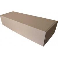 Коробка картонная 440 х 160 х 95 мм, самосборная