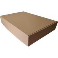 Коробка картонная 460 х 335 х 80 мм, самосборная