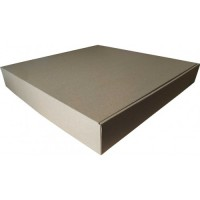 Коробка картонная 475 х 475 х 70 мм, самосборная