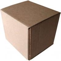 Коробка картонная 60 х 60 х 60 мм, самосборная