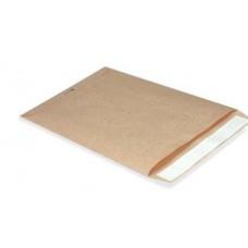 Крафт-конверт 165 х 230 мм, С5 без расширения