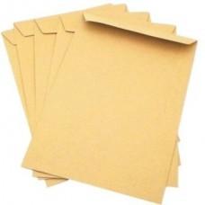 Крафт-конверт 230 х 325 мм, С4 без расширения