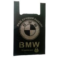 Пакет полиэтиленовый «BMW», 60 х 40 см