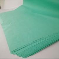 Дизайнерская крафт-бумага 1050 х 700 мм, 55 гр/м2, зеленая