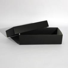 Коробка подарочная 120 х 70 х 30 мм, крышка+дно, 350 гр/м2