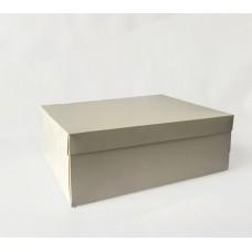 Коробка подарочная 260 х 200 х 90 мм, крышка+дно