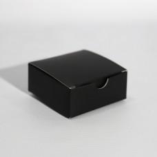 Коробка подарочная 70 х 70 х 30 мм, самосборная, 350 гр/м2