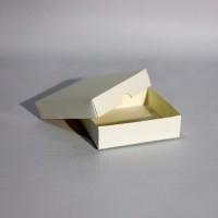 Коробка подарочная 90 х 90 х 25 мм, крышка+дно