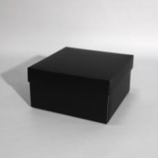 Коробка подарочная 90 х 90 х 50 мм, крышка+дно, 350 гр/м2