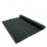 Креповая бумага (Италия), 2.5 м х 50 см, черная