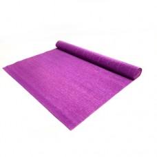 Креповая бумага (Италия), 2.5 м х 50 см, фиолетовая