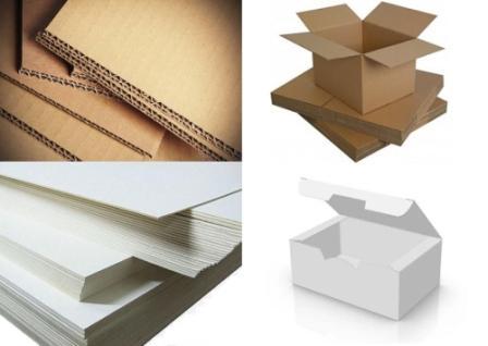 Коробки из мелованного картона и гофрокартона