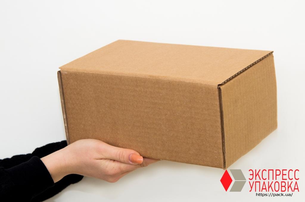 Самосборная коробка для обуви