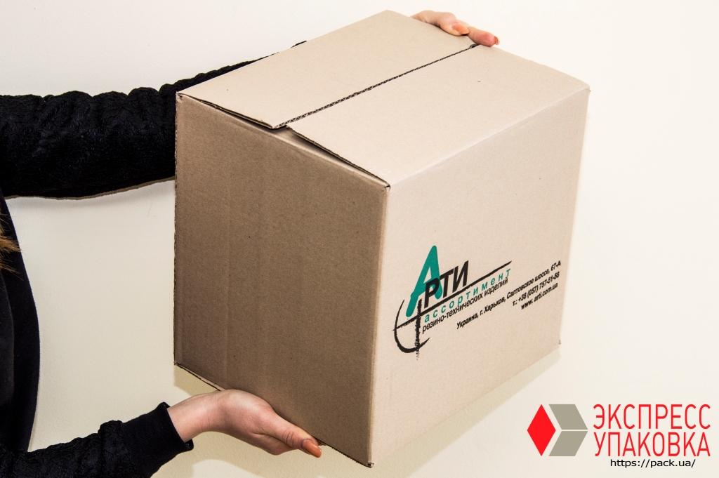 Флексографическая печать на картонных коробках любых размеров недорого Харьков Киев Украина