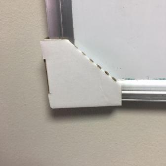 Картонные уголки для дополнительной защиты