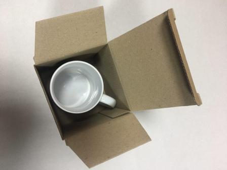 Товарные картонные коробки в наличии и на заказ в Днепре