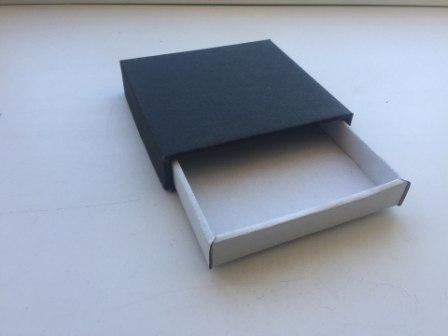 Картонные коробки сложной высечки типа пенал