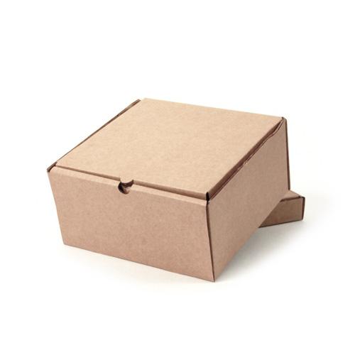 Самосборная коробка Новой почты для посылок весом 0.5 кг