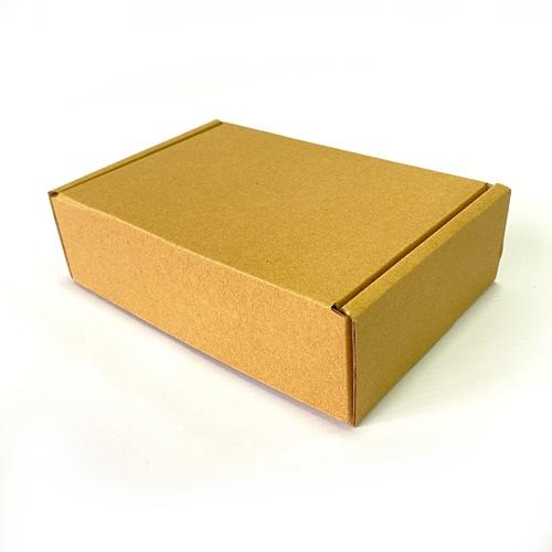 Небольшая самосборная коробка Новой почты