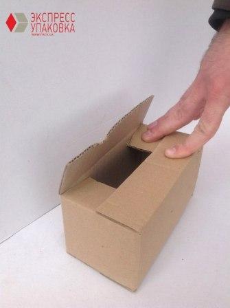 Четырехклапанная коробка маленького размера
