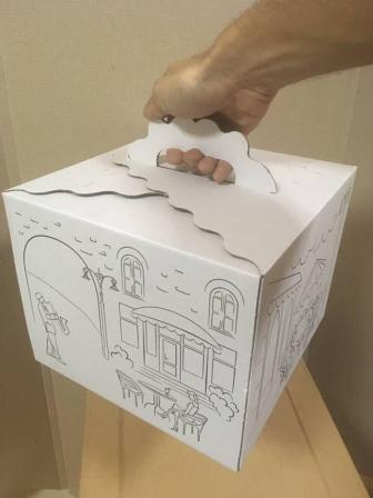 Картонные коробки любых размеров недорого продажа в Черниговской области