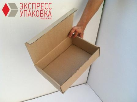 Транспортная гофротара любых размеров с печатью и без недорого Харьков Киев Украина
