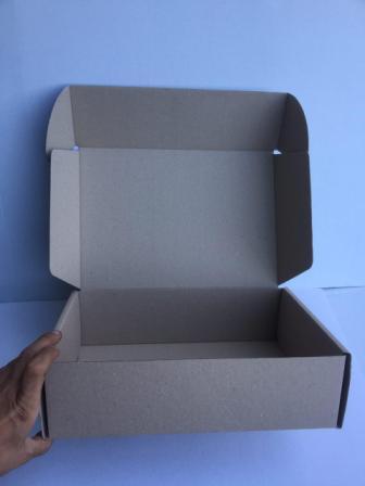 Картонная коробка Новой почты для упаковки посылок
