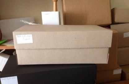 Картонные коробки для обуви и одежды продажа оптом и в розницу в Кировоградской области