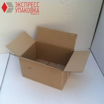 Тара и упаковка из гофрокартона любых размеров и видов недорого в Николаевской области