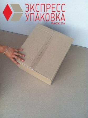 Средние коробки из 5-ти слойного гофрокартона