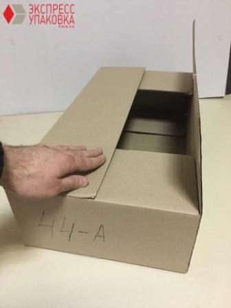 Четырехклапанная коробка стандартного типа с профилем С