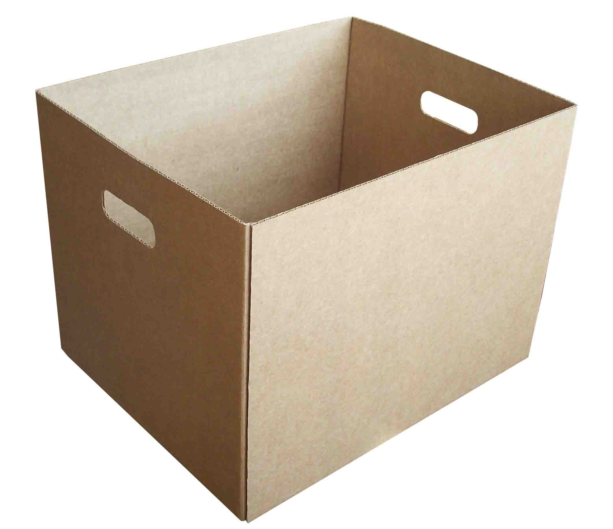 Транспортная коробка с ручками