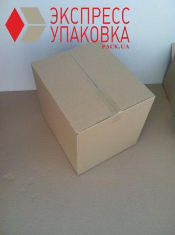 Картонные коробки от производителя в ассортименте